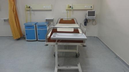 Ruang rawatan ICU
